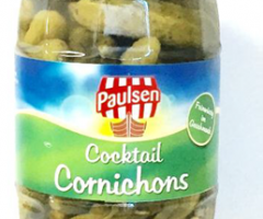 Pickled cucumbers 370ml