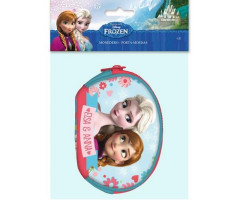 Purse Oval THE SNOW QUEEN - Blue