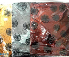 Satin pillow case 45x45 cm