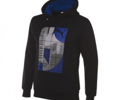 PUMA CASUAL HOODED SWEAT