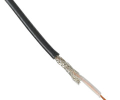 RG-174 Coaxial Cable Lead 50 Ohm 100 Mtr Length, EUR 5 for 100 Mtrs