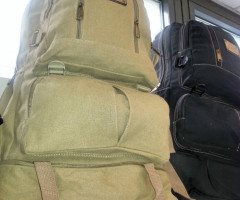 Backpack Sport Bags Canvas Leisure per € 9.50