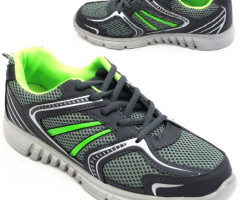 Sporty mens shoes sneakers leisure men shoe NEW MIX per pair 9.50 Eur