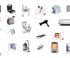 Various new household appliances