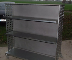 GOODS & STORAGE Roll Steel Stand