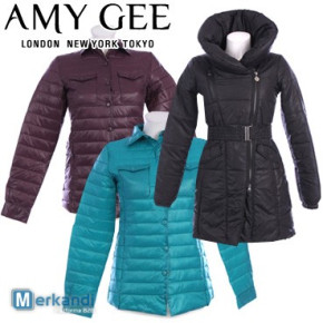 Wholesale of AMY GEE light jackets for women