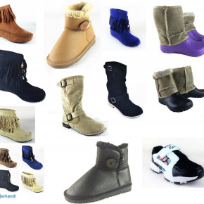 Trendy children boots from 3.79 EUR