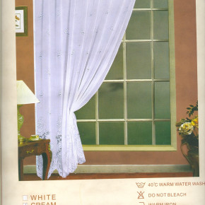LACE CURTAIN 2,00X2.70