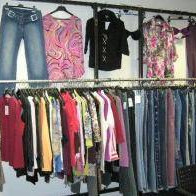 Wholesale outlet clothing, ends of lines, clearance stocks etc.