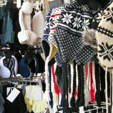 Underwear, clothing accessories outlet wholesale