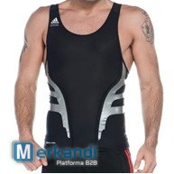 Branded sporstwear for ladies and men closeout stock