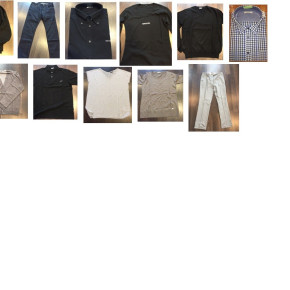 Geox Mixed clothing Man & Woman