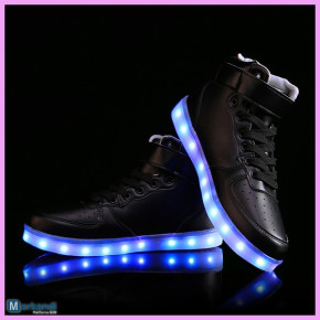 New!!! LED Shoes Wholesale Lighted sneakers