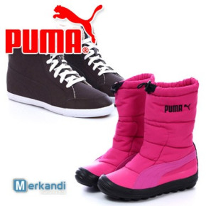 NEW!!! PUMA winter shoes for men and women at wholesale price!