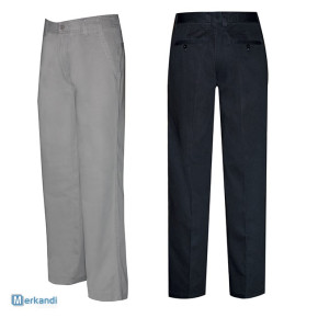 Chinese trousers for men 100% cotton