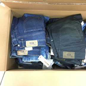 Genuine DIESEL clothing MIX lot stock, 2013, 2014, 2015 collections