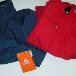 HIS, Fila, Timezone, Blacksmith, Colac Jeans, Vaude mix of branded clothes