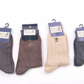 River Woods socks clearance lines