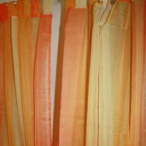 Curtains from Quelle stock