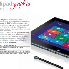 """Qty 1000 new and boxed 8"""" tablet olivetti olipad graphos 80"""