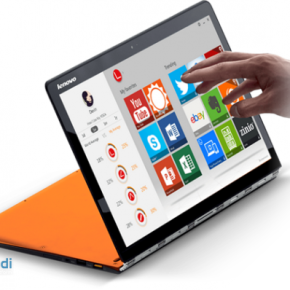 LENOVO YOGA 3 LAPTOPS - RENEW BY LENOVO