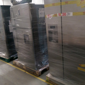 Mixed Loads of White Goods. DOA Retail customer returns – Export Only