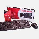 Sets of keyboard and optical mouse