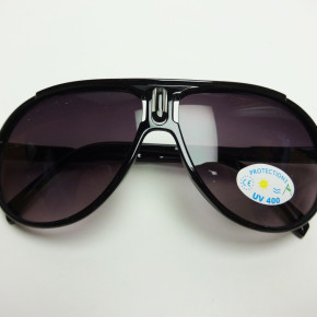 Black kids retro sunglasses
