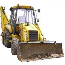 Ex-lease, ex-rental building and industrial machinery for sale