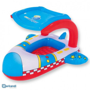 bestway_boat_shade_inflatable.  NEW BESTWAY INFLATABLE UV