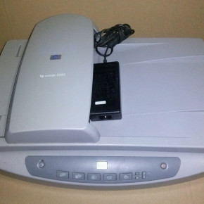 HP Scanjet 5590 with ADF and power supply - 23 Euro