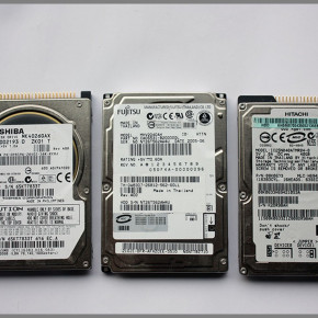 """HARD DISK HDD FOR LAPTOP 40 GB IDE ATA PATA 2,5"""""""