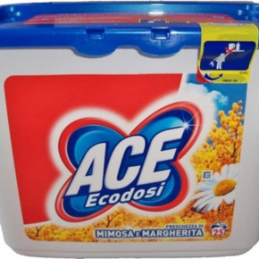ACE capsule washing 25 pieces