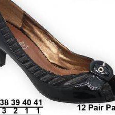 Ladies shoes, various designs