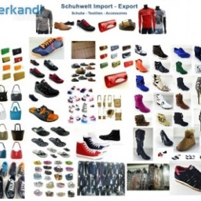 20000 products, shoes, clothing, leather goods and accessories 1.49 €