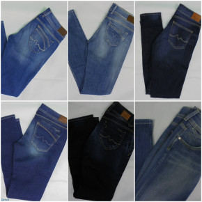 Pepe Jeans mixed wholesale clothes for women