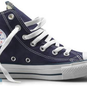 Material Converse sneakers for men and women