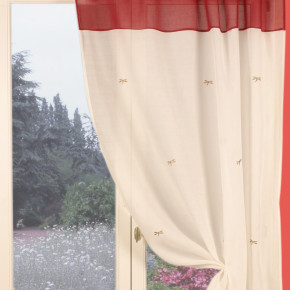 Stocklot of curtains Carpentier et Preux made in France