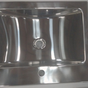 Stocklot of 120 stainless sinks