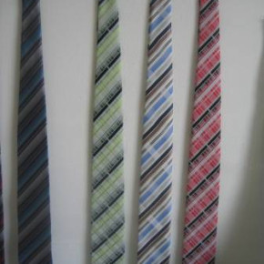 Ties, various patterns available