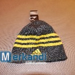 Adidas winter hats, various models of winter fashion accessories