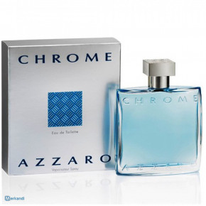 Chromi Azzaro and Guess perfumes