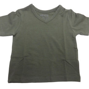 Green kids t-shirts boys short sleeves