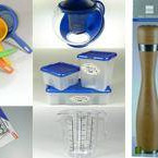 Homeware, office supplies, garden products overstocks, clearance lines etc.