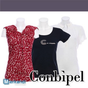 Wholesale of CONBIPEL tops and T-shirts for women