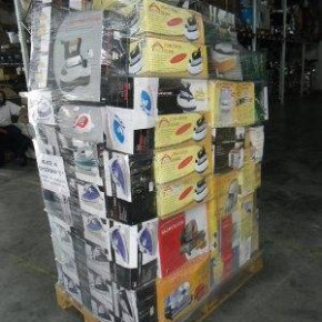 Small household appliances wholesale pallets