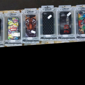 Cover - Cover, Film, Bumper for iPhone and Samsung (Iphone 5 / 5s 4 /