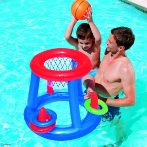 Bestway INFLATED BASKETBALL PLAY SET