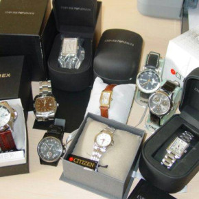 Armani, Ed Hardy, Swarovski, Tiffany and more ends of lines