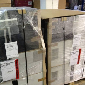 Used HP computer cases overstock